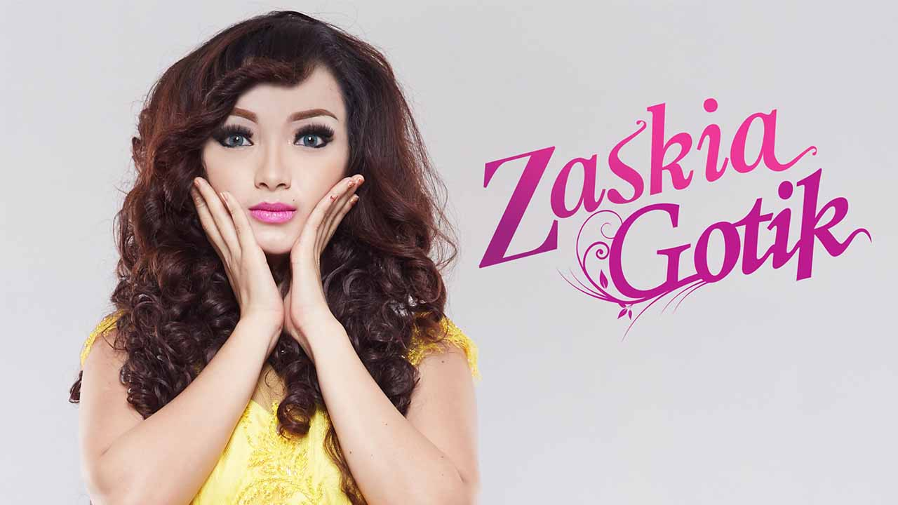 Belahan Jiwa The Virgin Versi Zaskia Gotik