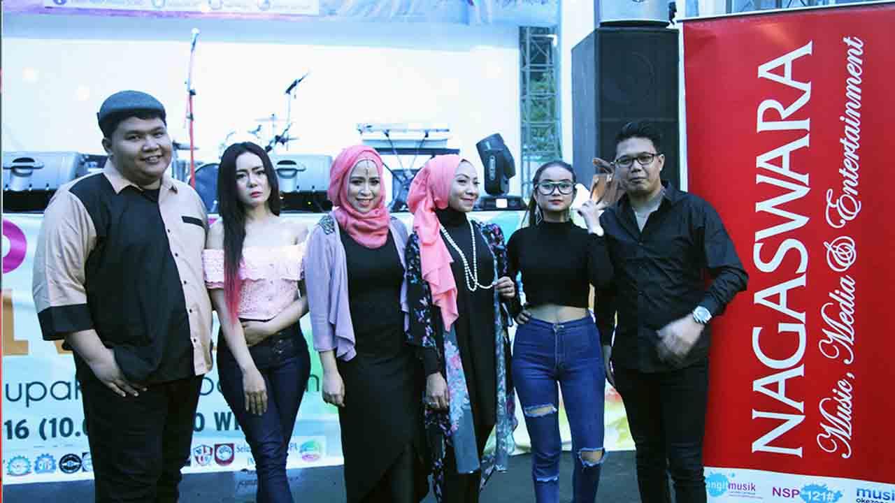 NAGASWARA Charity Gempa Aceh di SCBD