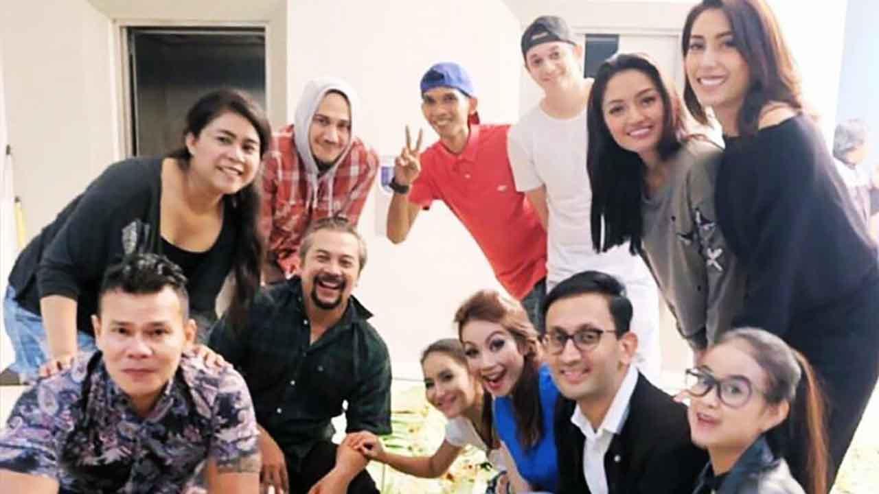 Siti Badriah Perpisahan dengan Tim Senandung Session 2