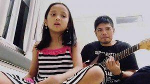 Baim The Dance Company Rajin Nyanyi Bareng Anak
