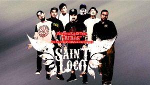 Lirik Saint Loco - Bebas feat Iwa K & DJ Tius