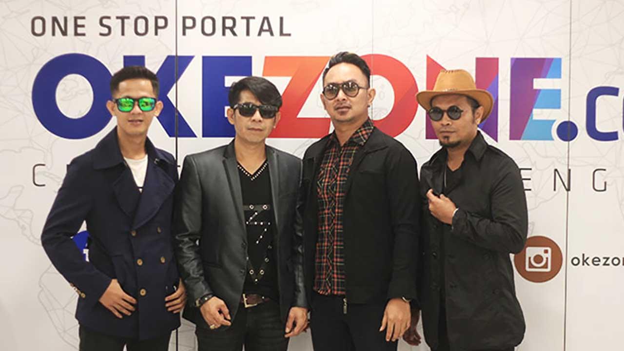 Bintang Band Tampil di Depan Awak Redaksi Okezone.com