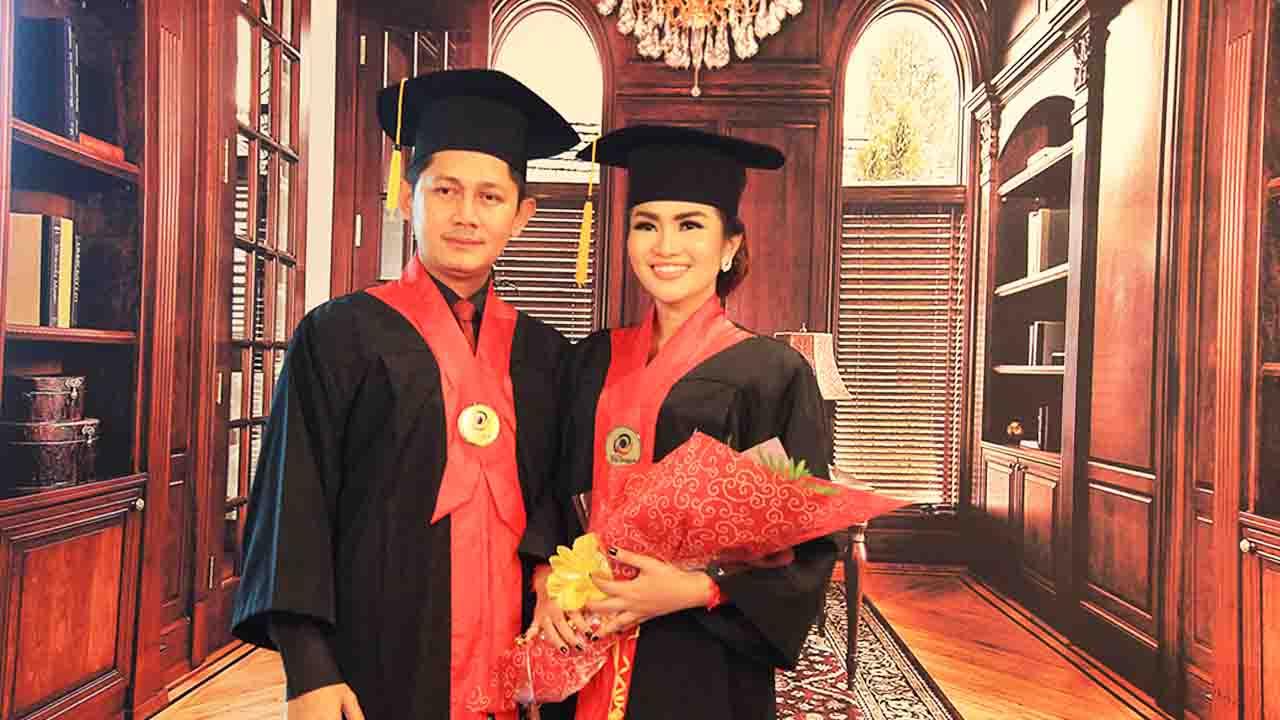 Fitri Carlina Bakal Kuliah S2 Bareng Suami