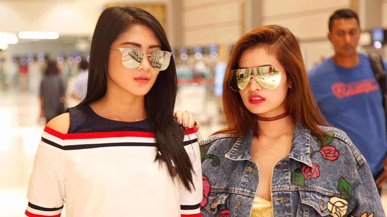 Duo Anggrek Hibur Pengguna Western Union di Kuala Lumpur