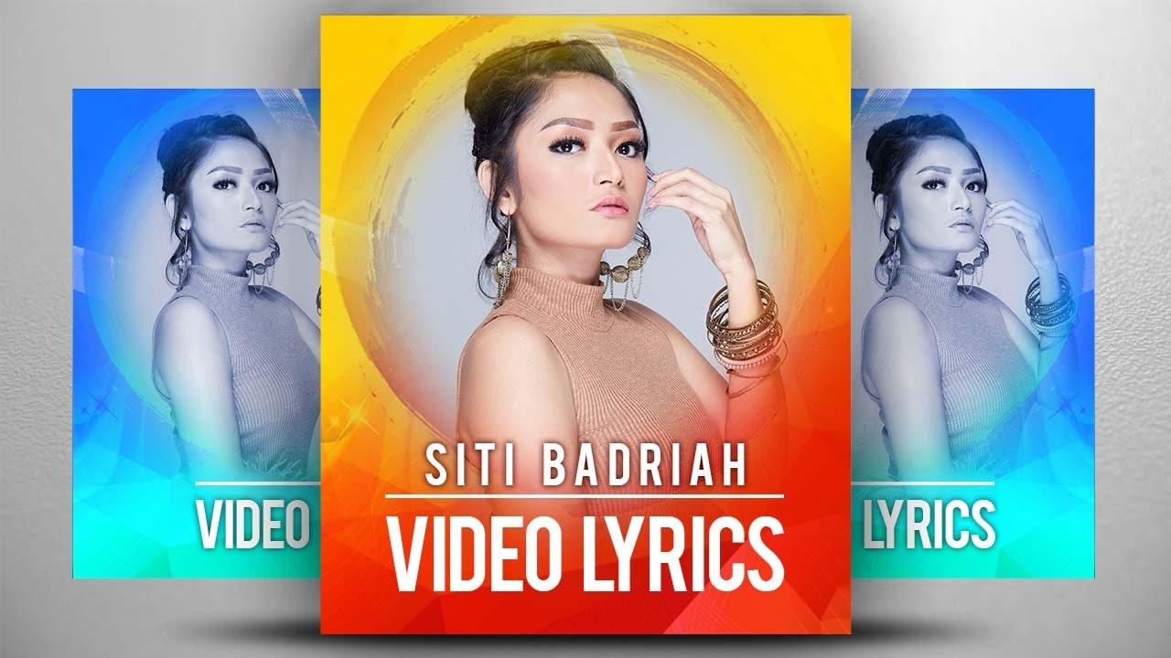 Lirik Siti Badriah – Merege Hese