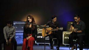 Connie Nurlita feat DeRama Band Hadir di Acara Acoustik Plus Liputan 6