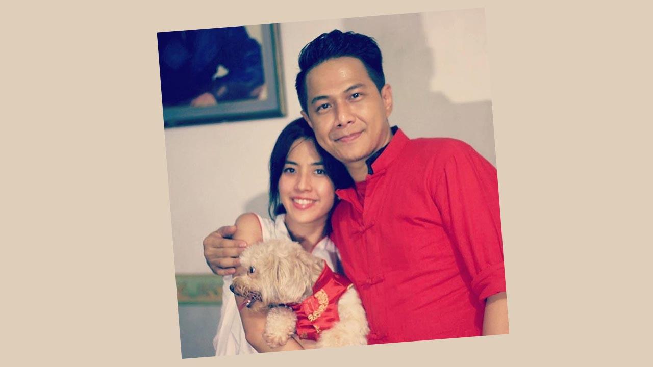 Delon & Kado Istimewa di Hari Kasih Sayang