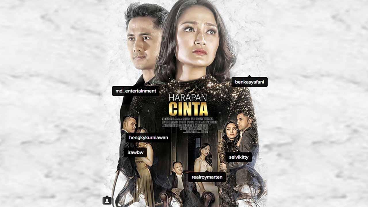 Siti Badriah & Hengky Kurniawan Udah Biasa Duet di Sinetron
