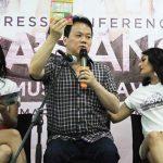CEO NAGASWARA : Beli CD Bajakan Sama Juga Beli Barang Haram