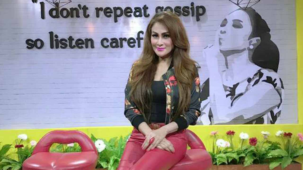 Connie Nurlita Tampil di Acara Rumpi No Secret Trans Tv