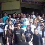 Hari Musik Nasional NAGASWARA Demo di Glodok