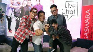Merpati Band Mengingatkan Bahaya Selingkuh di JOOX TV