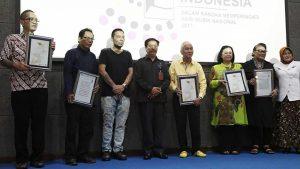 Perpustakaan Nasional & Anugerah Komponis Indonesia
