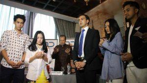 Siti Badriah Launching Sinetron Harapan Cinta