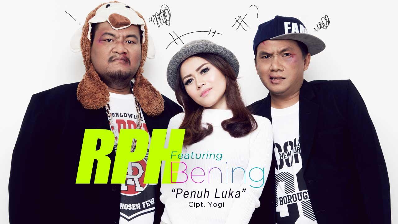 Putar Serentak Radio lagu Penuh Luka, RPH Feat Bening