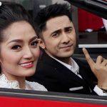 Siti Badriah Adegan Dua Karakter di Harapan Cinta