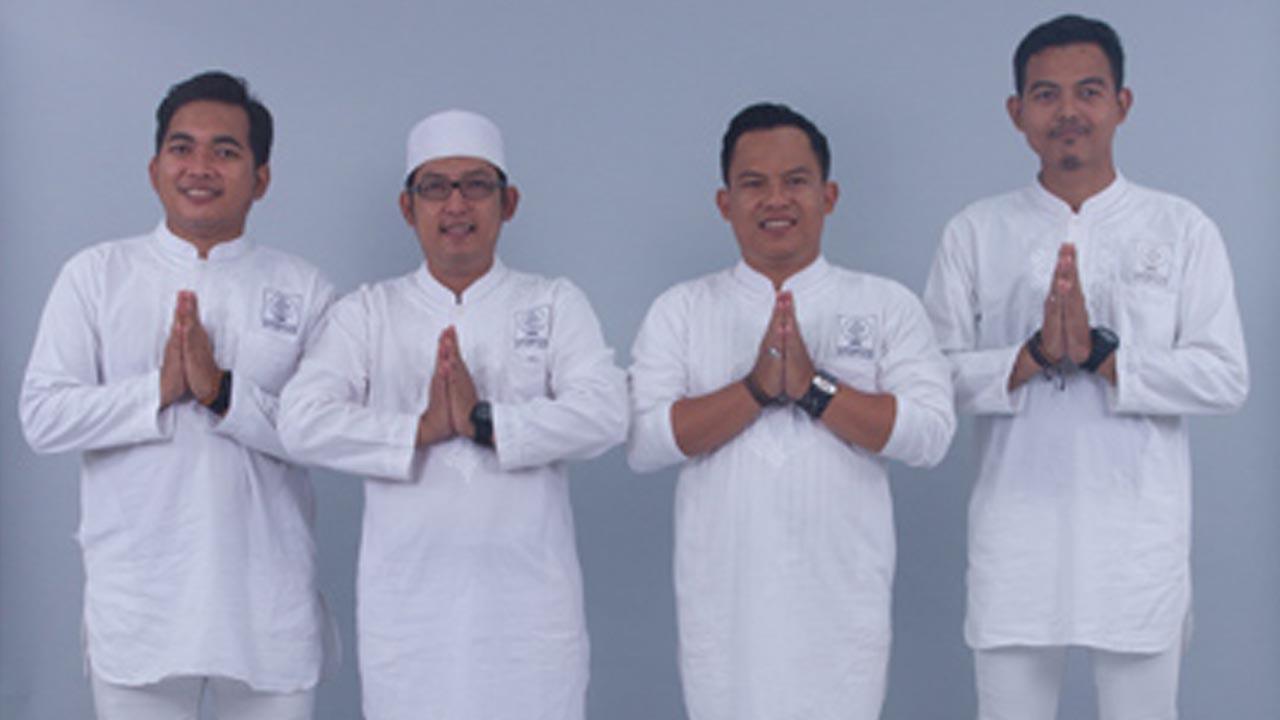 Jelang Ramadhan Wali Band Siapkan Baju Koko