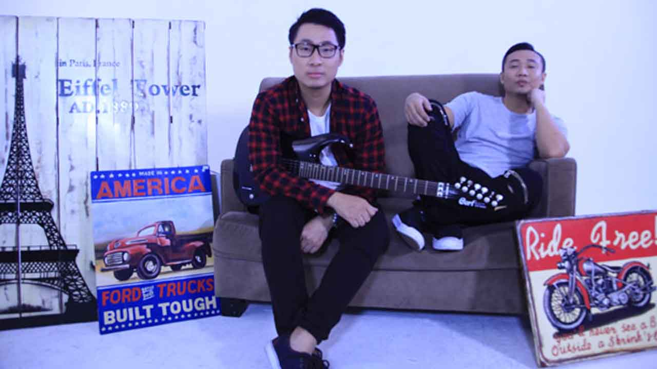 Save Your Day Syuting Video Klip Single ke Dua