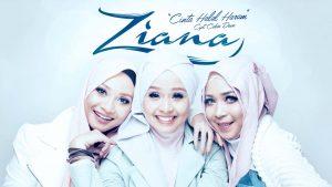 Single Terbaru ZIANA – Cinta Halal Haram