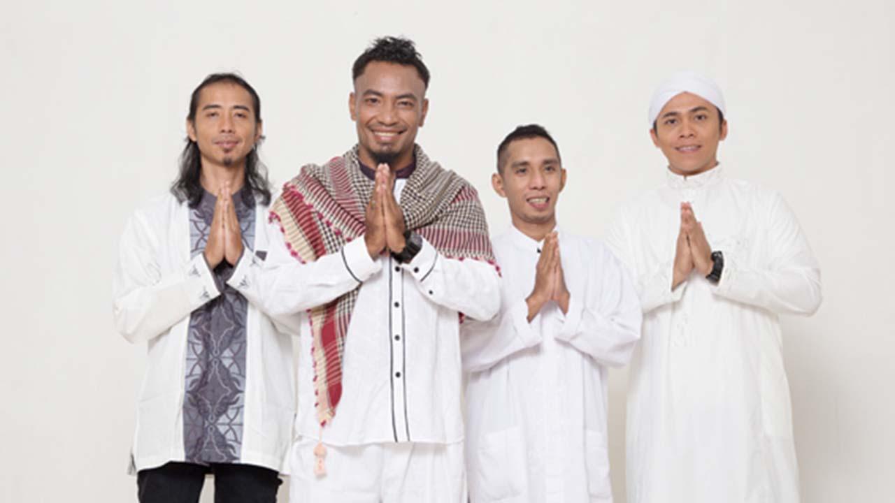 KK Band Doa di Bulan Ramadan Berikan Aku Hidayah