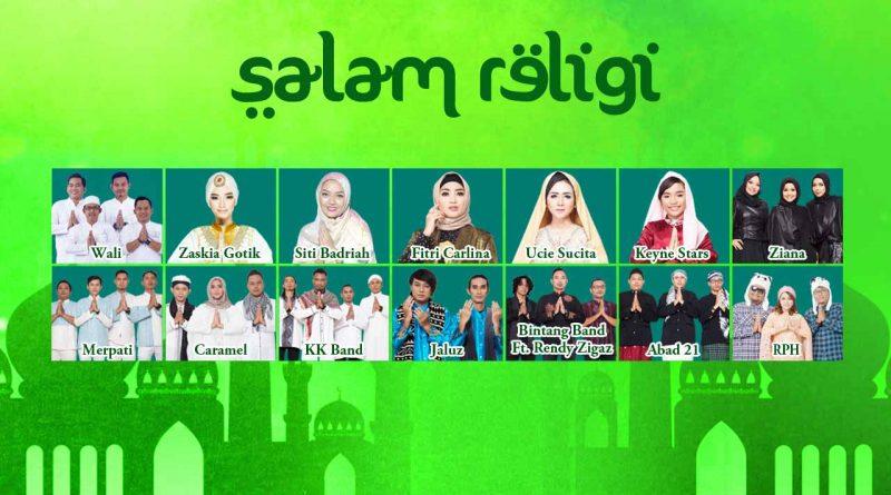 """Album Kompilasi """"Salam Religi"""""""