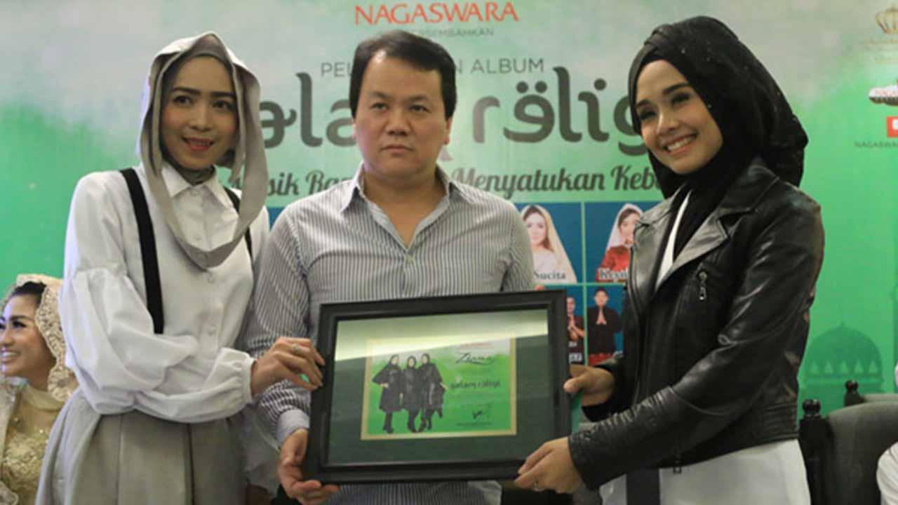 Ziana Berdua dalam Cinta Halal Haram