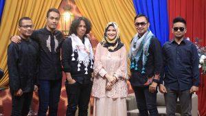 Bintang Band Menebar Semangat Bersama Andhara Early