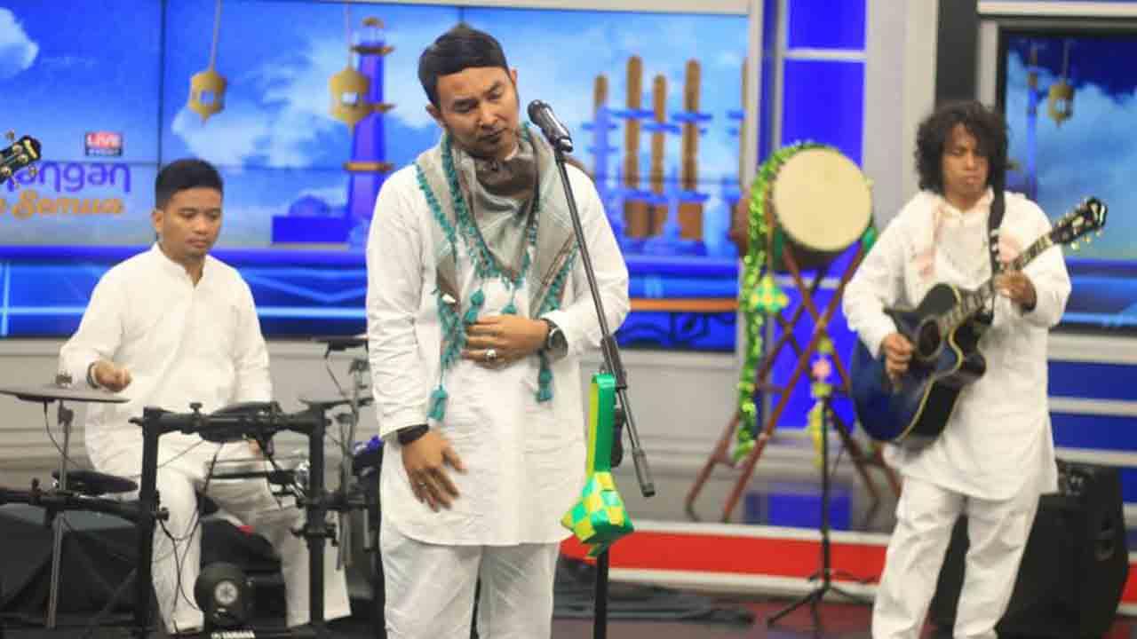 Bintang Band Jadi Bintang Tamu Program Kemenangan
