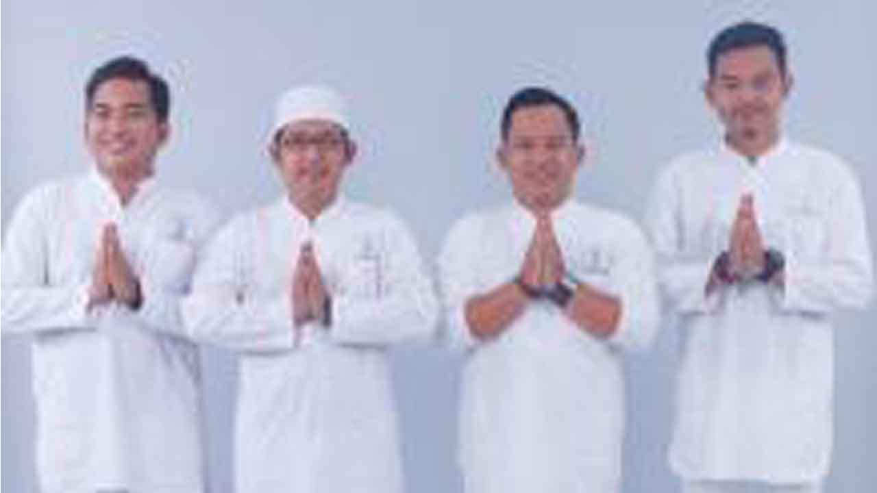 Wali Band Bawa Rombongan Jalankan Ibadah Haji