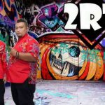 2RT Hip Hop Berbau Dangdut