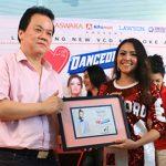 Baby Shima Single Makan Hati di I Love Dancedhut