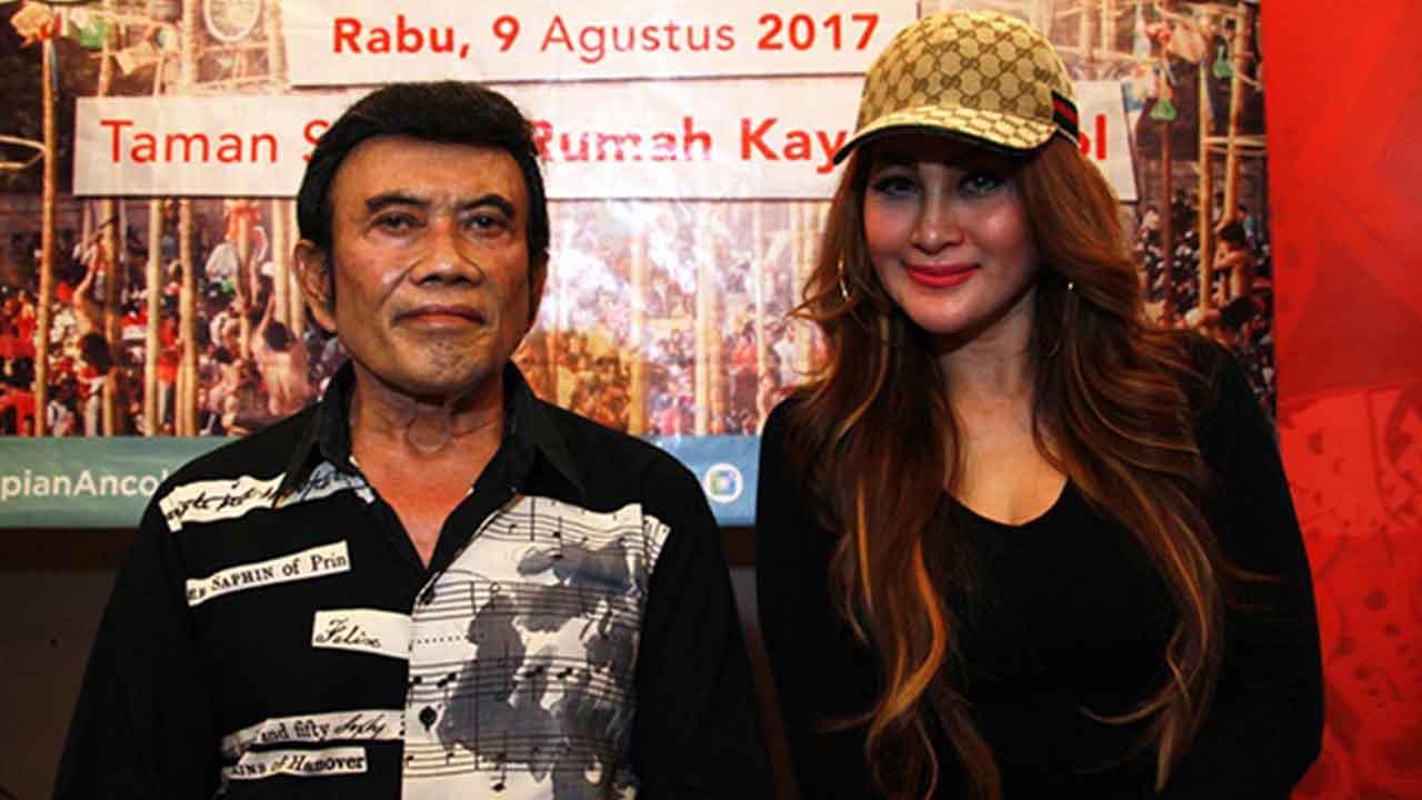 Connie Nurlita dan Rhoma Irama Meriahkan HUT RI