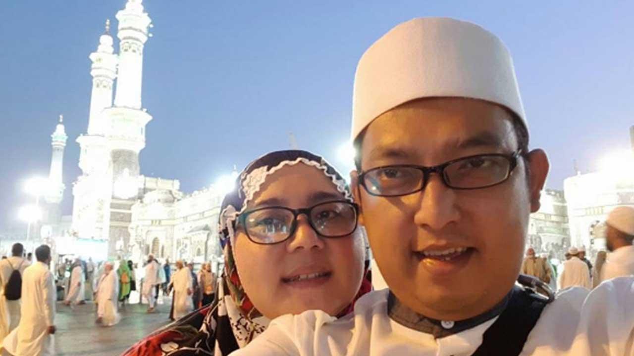 Doa Apoy Khusuk Ibadah Haji di Tanah Suci