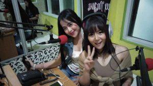 Followers Neng Oshin Bertambah Berkat Visit Radio di Jambi