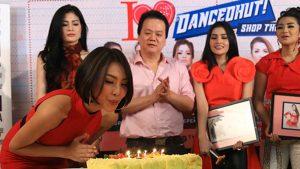 Mozza Kirana Dapat Kejutan Saat Peluncuran I Love Dancedhut