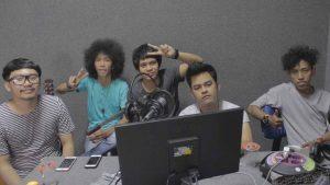 Annandra Visit Radio di Malang Jawa Timur