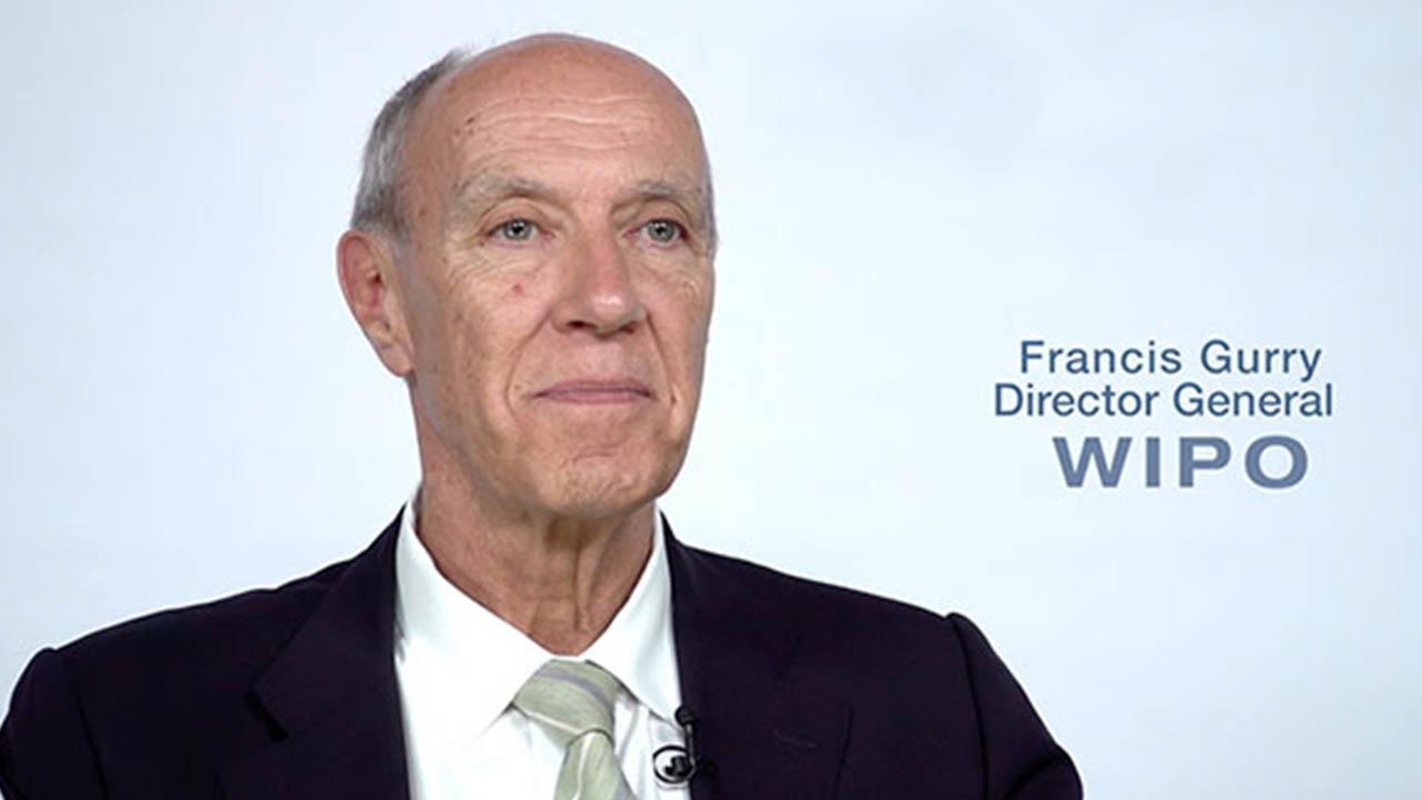 DirJen WIPO Dr. Francis Gurry Akan Temui Presiden RI
