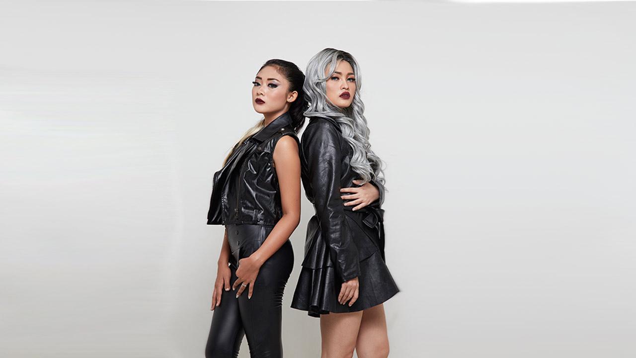 Duo Anggrek Buat Kuis Goyang Nasi Padang