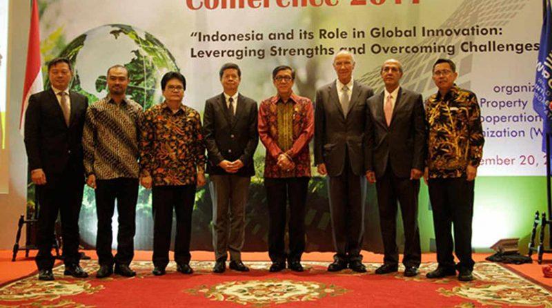 Indonesia Koordinator Kekayaan Intelektual Asia Pasifik