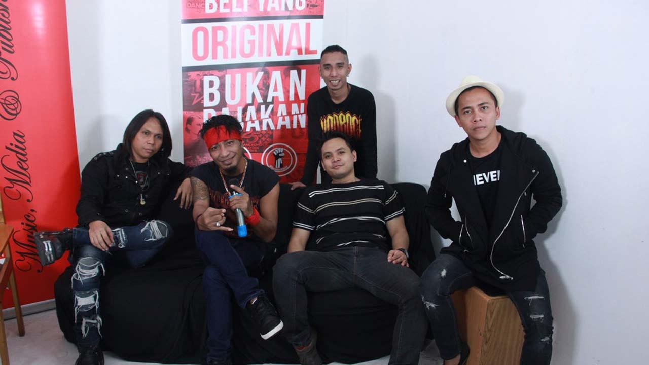 KK Band Perkenalkan Personil Baru