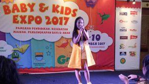 Keyne Star Jadi Idola di Baby & Kids