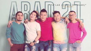 Single Terbaru ABAD 21 Berjudul TA'LAK (CINTA DITOLAK)