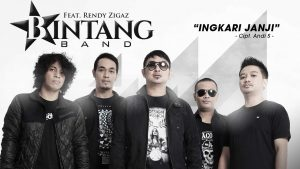 Single Terbaru BINTANG BAND Ft RENDY ZIGAZ Berjudul INGKARI JANJI