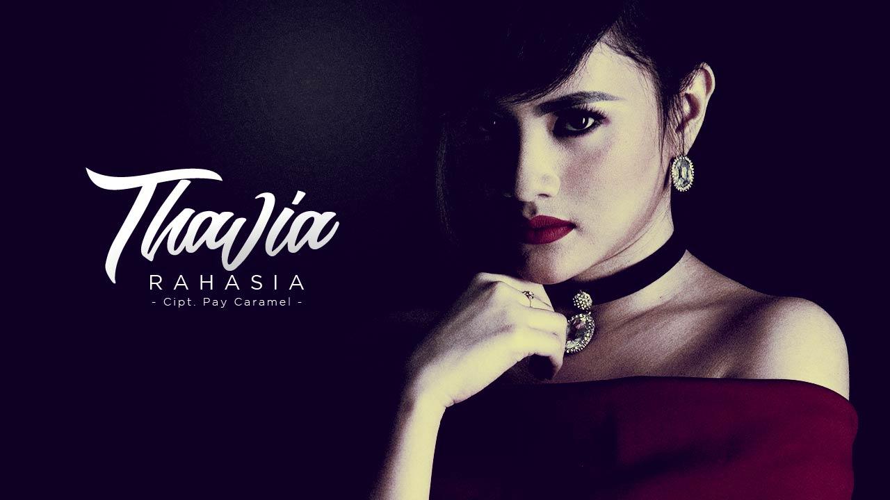 Single Terbaru Thavia Berjudul RAHASIA