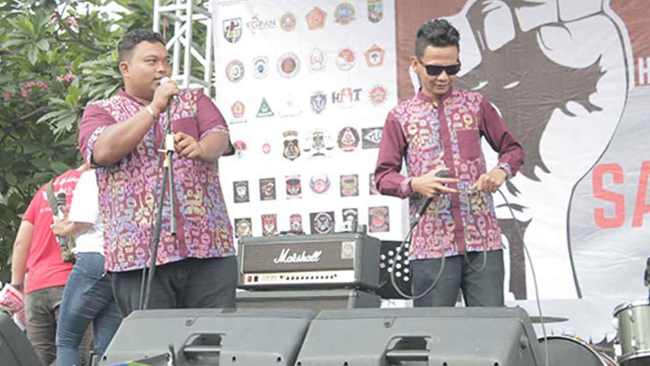 2 RT Dukung Anti Narkoba Untuk Pemuda Indonesia