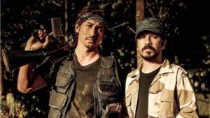Ariyo Wahab TDC Bintangi Film Merah Putih Memanggil