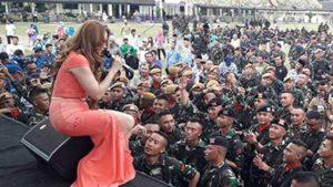 Connie Nurlita : TNI Semakin Profesional Untuk NKRI