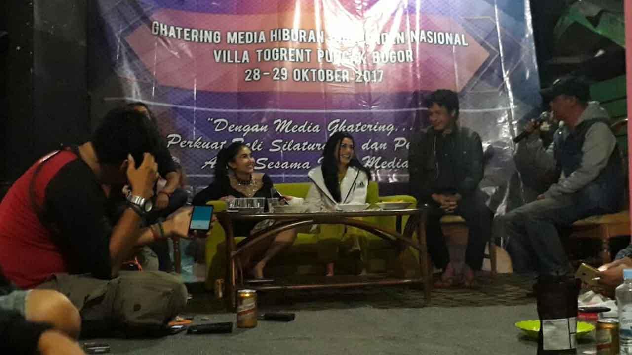 Diskusi Artis dan Pemuda Jaman Now