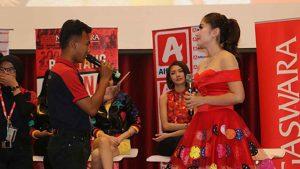 Ratu Idola Tips Jual VCD ke Konsumen