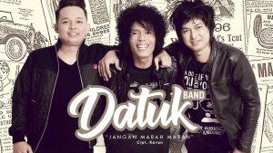 Single Terbaru Datuk Band Berjudul Jangan Marah Marah